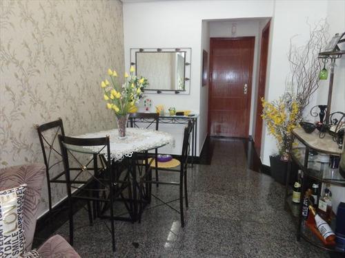 ref.: 1234 - apartamento em praia grande, no bairro canto do forte - 2 dormitórios