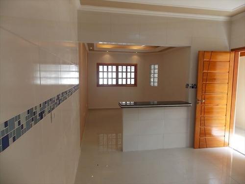 ref.: 1235800 - casa em praia grande, no bairro maracana - 2 dormitórios