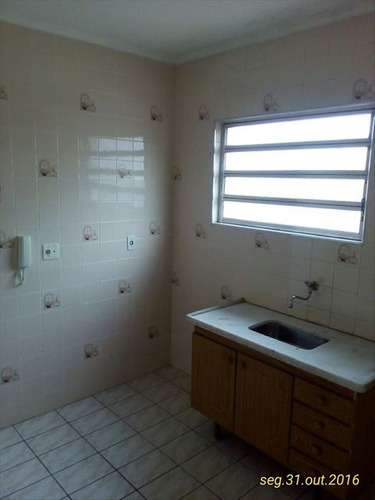 ref.: 1237800 - apartamento em praia grande, no bairro guilhermina - 1 dormitórios