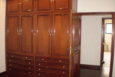 ref.: 124000 - apartamento em santos, no bairro ponta da praia - 4 dormitórios