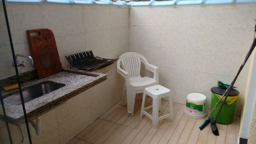 ref.: 1241 - apartamento em praia grande, no bairro vila guilhermina - 1 dormitórios