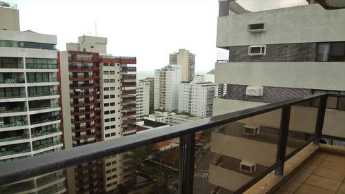ref.: 1242 - apartamento em guaruja, no bairro astúrias - 2 dormitórios