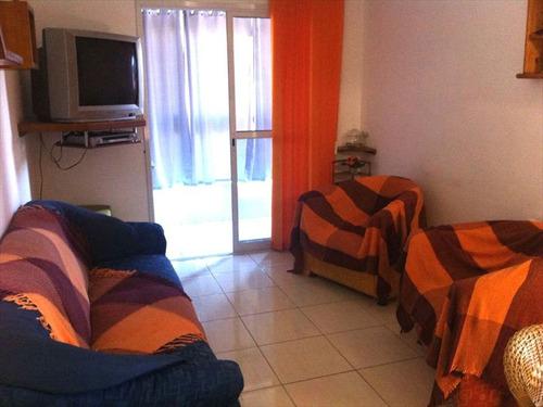 ref.: 1243 - apartamento em praia grande, no bairro canto do forte - 2 dormitórios