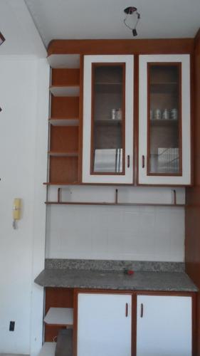 ref.: 1244 - apartamento em praia grande, no bairro vila guilhermina