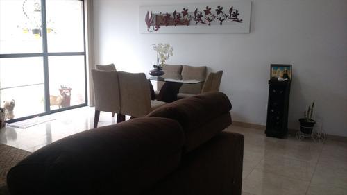 ref.: 1244 - casa em guaruja, no bairro jardim las palmas - 3 dormitórios