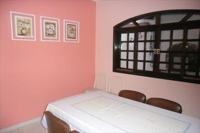 ref.: 1244 - casa em taboao da serra., no bairro jardim  sta rosa - 3 dormitórios