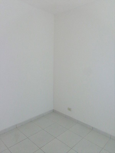 ref.: 1246 - casa em praia grande, no bairro guilhermina - 2 dormitórios