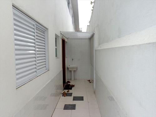 ref.: 1248 - casa em praia grande, no bairro guilhermina - 2 dormitórios