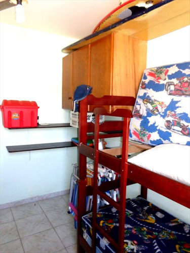ref.: 1252 - apartamento em praia grande, no bairro canto do forte - 1 dormitórios