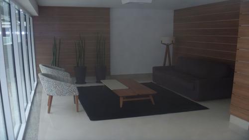 ref.: 1252 - apartamento em praia grande, no bairro vila guilhermina - 3 dormitórios