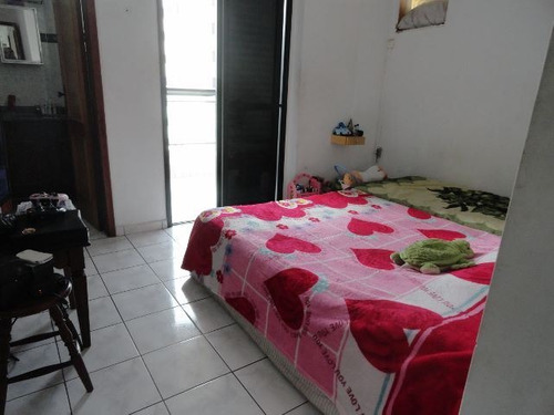 ref.: 1252900 - apartamento em praia grande, no bairro guilhermina - 2 dormitórios