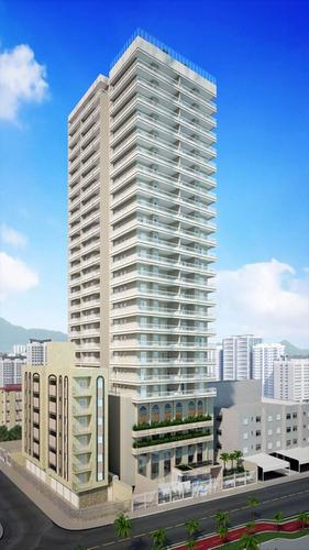 ref.: 1253 - apartamento em praia grande, no bairro campo aviacao - 3 dormitórios