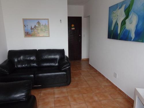 ref.: 1259 - apartamento em praia grande, no bairro guilhermina - 1 dormitórios