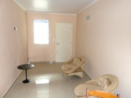 ref.: 1261 - apartamento em praia grande, no bairro guilhermina - 2 dormitórios
