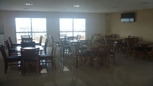 ref.: 1261 - apartamento em praia grande, no bairro vila guilhermina - 3 dormitórios