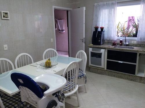 ref.: 1265 - casa em praia grande, no bairro canto do forte - 3 dormitórios