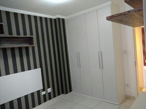 ref.: 1268 - apartamento em praia grande, no bairro canto do forte - 2 dormitórios