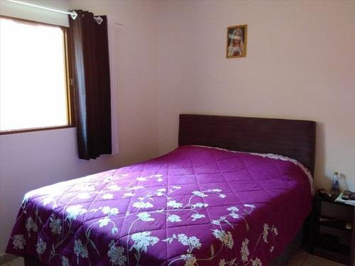 ref.: 1269 - casa em praia grande, no bairro caicara - 3 dormitórios