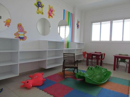 ref.: 1272 - apartamento em praia grande, no bairro canto do forte - 2 dormitórios