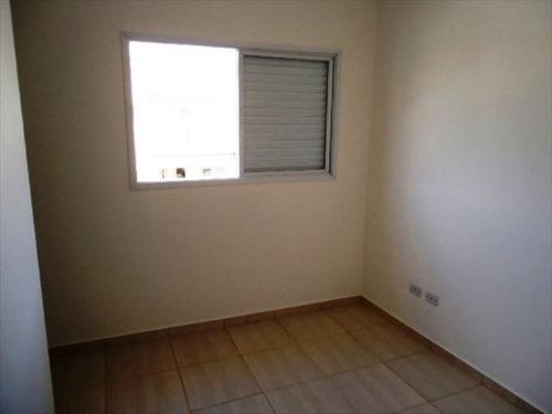 ref.: 1273500 - casa em praia grande, no bairro ocian - 2 dormitórios
