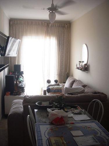 ref.: 1276800 - apartamento em praia grande, no bairro mirim - 2 dormitórios