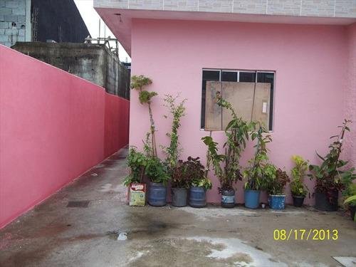 ref.: 127800 - casa em praia grande, no bairro jardim samambaia - 3 dormitórios