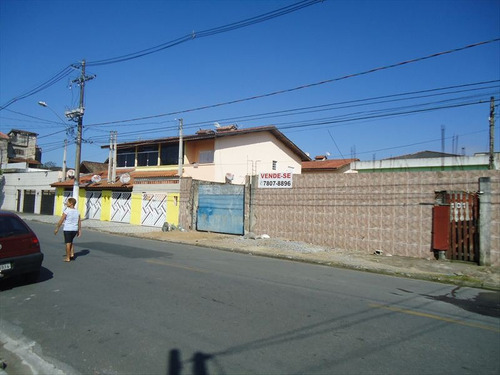ref.: 128200 - casa em praia grande, no bairro jardim quietude - 2 dormitórios