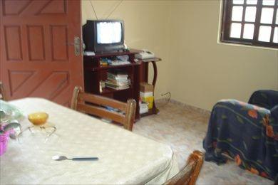 ref.: 128500 - casa em mongagua, no bairro jussara - 3 dormitórios