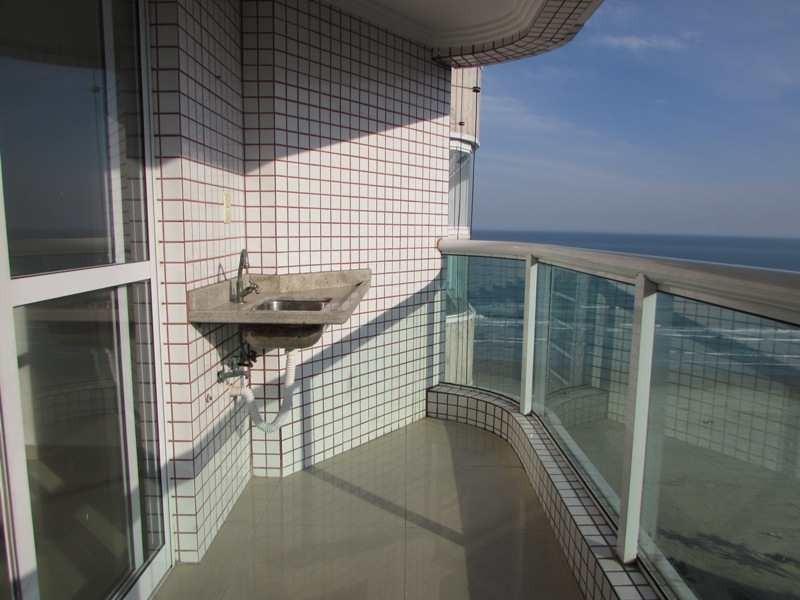 ref 12862  apto 2 dorm - vista mar - predio frente mar - lazer! - v12862