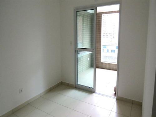 ref.: 1288 - apartamento em praia grande, no bairro canto do forte - 2 dormitórios