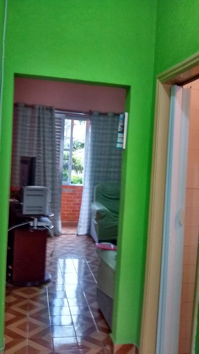 ref.: 129 - apartamento em praia grande, no bairro boqueirao - 1 dormitórios