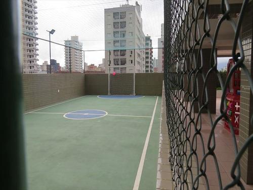 ref.: 1292 - apartamento em praia grande, no bairro canto do forte - 2 dormitórios