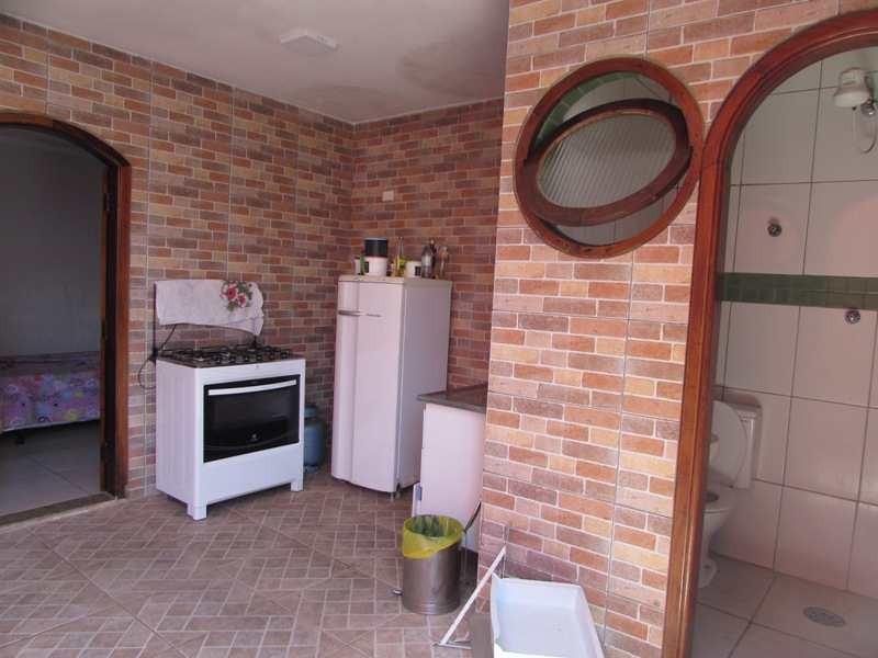 ref 12921 - casa isolada 3 dorm - piscina e edicula - financia - v12921
