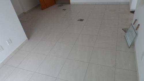 ref.: 1293 - apartamento em praia grande, no bairro vila guilhermina - 2 dormitórios