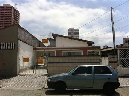 ref.: 1294200 - casa em praia grande, no bairro guilhermina - 2 dormitórios