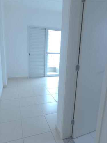 ref.: 1295 - apartamento em praia grande, no bairro canto do forte - 2 dormitórios