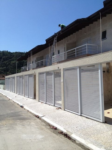 ref.: 1295400 - casa em praia grande, no bairro canto do forte - 3 dormitórios