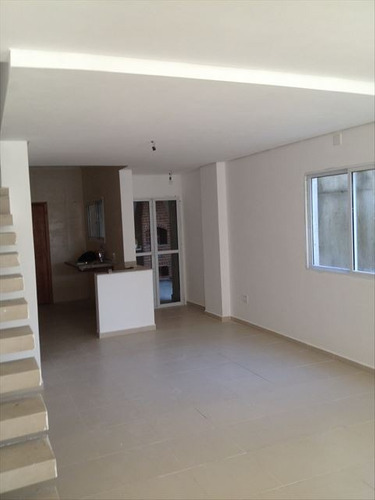 ref.: 1295500 - casa em praia grande, no bairro canto do forte - 3 dormitórios