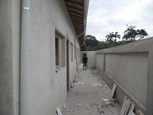 ref.: 129700 - casa condomínio fechado em praia grande, no bairro cidade da crianca - 2 dormitórios