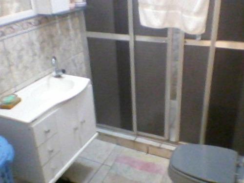 ref.: 129701 - casa em praia grande, no bairro boqueirao - 2 dormitórios