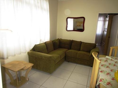 ref.: 1299000 - apartamento em praia grande, no bairro guilhermina - 1 dormitórios
