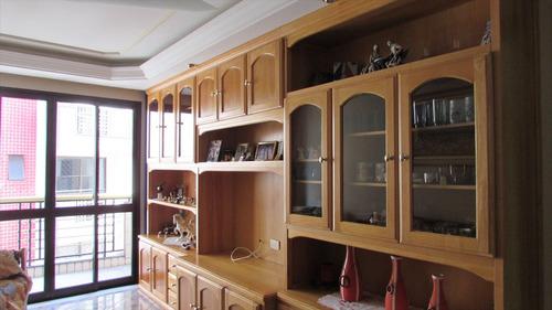 ref.: 130 - apartamento em praia grande, no bairro guilhermina - 2 dormitórios