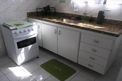 ref.: 1304 - apartamento em praia grande, no bairro boqueirao - 2 dormitórios