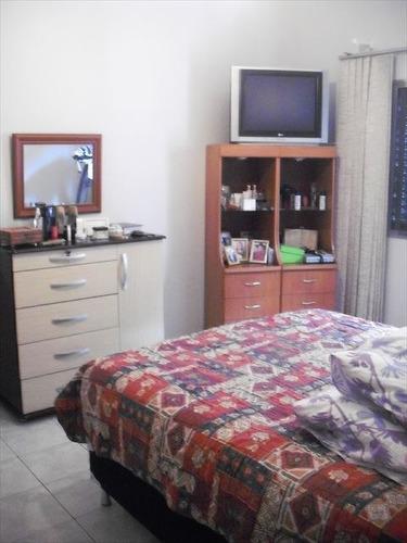 ref.: 1306600 - casa em praia grande, no bairro sitio do campo - 2 dormitórios