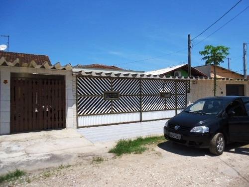 ref.: 1308000 - casa em praia grande, no bairro maracana - 2 dormitórios