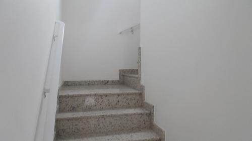 ref.: 1310 - casa em praia grande, no bairro vila guilhermina - 3 dormitórios