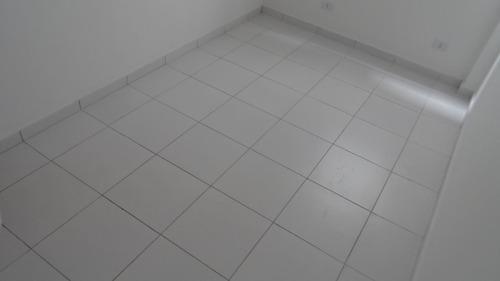 ref.: 1313 - casa condomínio fechado em praia grande, no bairro vila guilhermina - 2 dormitórios