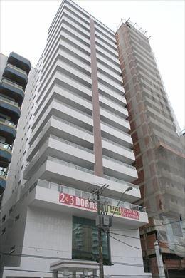 ref.: 1316 - apartamento em praia grande, no bairro vila guilhermina - 3 dormitórios