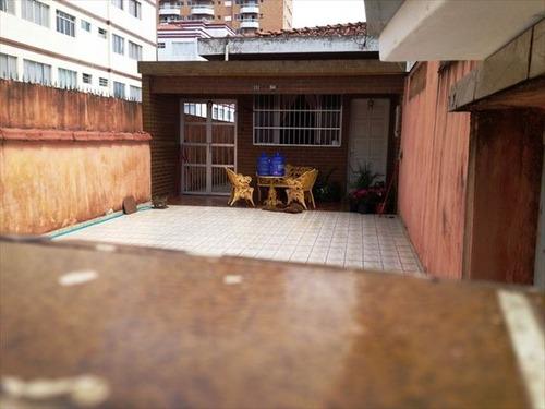 ref.: 1316500 - casa em praia grande, no bairro guilhermina - 2 dormitórios