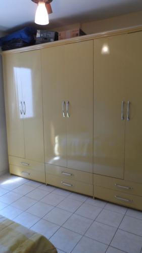 ref.: 1319 - apartamento em praia grande, no bairro vila guilhermina - 2 dormitórios